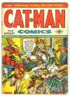 Cover For Cat Man Comics 6