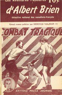 Large Thumbnail For Albert Brien v2 01 - Combat Tragique