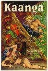 Cover For Kaänga Comics 12