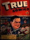 Cover For True Comics 6