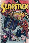 Cover For Comic Magazine Distributors - Slapstick 1
