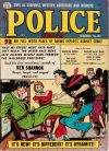Cover For Police Comics 103