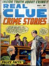 Cover For Real Clue Crime Stories v6 3