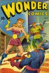 Cover For Wonder Comics 16