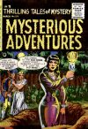 Cover For Mysterious Adventures 24