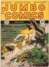 Cover For Jumbo Comics 46