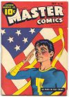 Cover For Master Comics 40 (fiche/paper)
