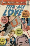 Cover For Teen Age Love 11