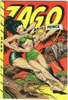Cover For Zago, Jungle Prince 4