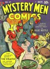 Cover For Mystery Men Comics 27