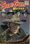 Cover For Six Gun Heroes 34