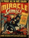 Cover For Miracle Comics 1 (fiche)