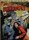 Cover For Adventures into the Unknown 25
