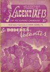 Cover For L'Agent IXE 13 v2 75 Les bombes volantes