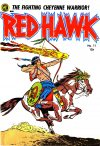 Cover For A 1 Comics 90 Red Hawk 11