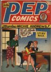 Cover For Pep Comics 59