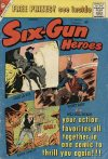 Cover For Six Gun Heroes 54