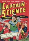 Cover For Captain Science 2
