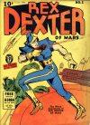 Cover For Rex Dexter 1