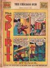 Cover For The Spirit (1942 8 2) Chicago Sun