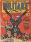 Cover For Military Comics 4 (fiche)