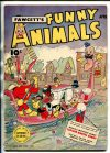 Cover For Fawcett's Funny Animals 28