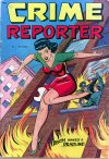 Cover For Crime Reporter 1
