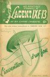 Cover For L'Agent IXE 13 v2 137 L'invention d'un fou