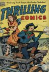 Cover For Thrilling Comics 75
