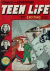 Cover For Teen Life Comics and Adventure 4