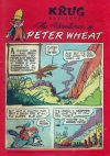 Cover For The Adventures of Peter Wheat 44