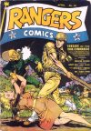Cover For Rangers Comics 10