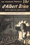 Cover For Albert Brien v2 12 Le visiteur macabre