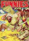 Cover For Funnies Album 1953 Part 1