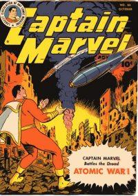 Large Thumbnail For Captain Marvel Adventures #66