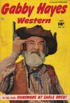 Cover For Gabby Hayes Western 19