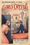 Cover For Girls' Crystal 179