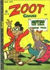 Cover For Zoot Comics 6