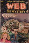 Cover For Web of Mystery 12