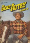 Cover For Gene Autry Comics 9