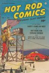 Cover For Hot Rod Comics 2