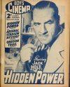 Cover For Boy's Cinema 1054 Hidden Power Jack Holt