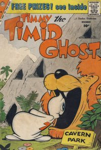 Large Thumbnail For Timmy the Timid Ghost #18