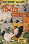 Cover For Timmy the Timid Ghost 18