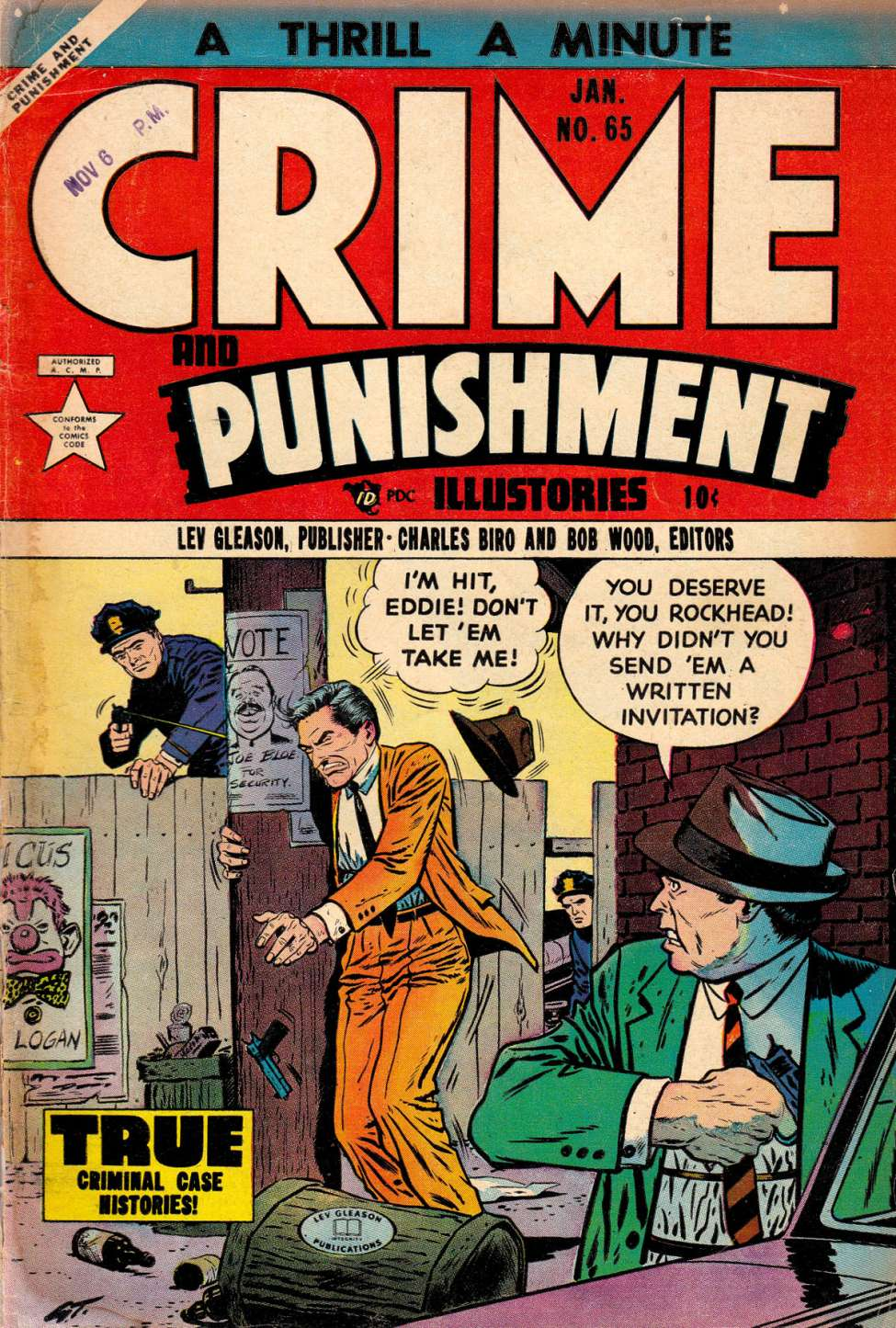 essay of crime and punishment