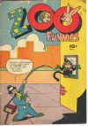 Cover For Zoo Funnies v1 5