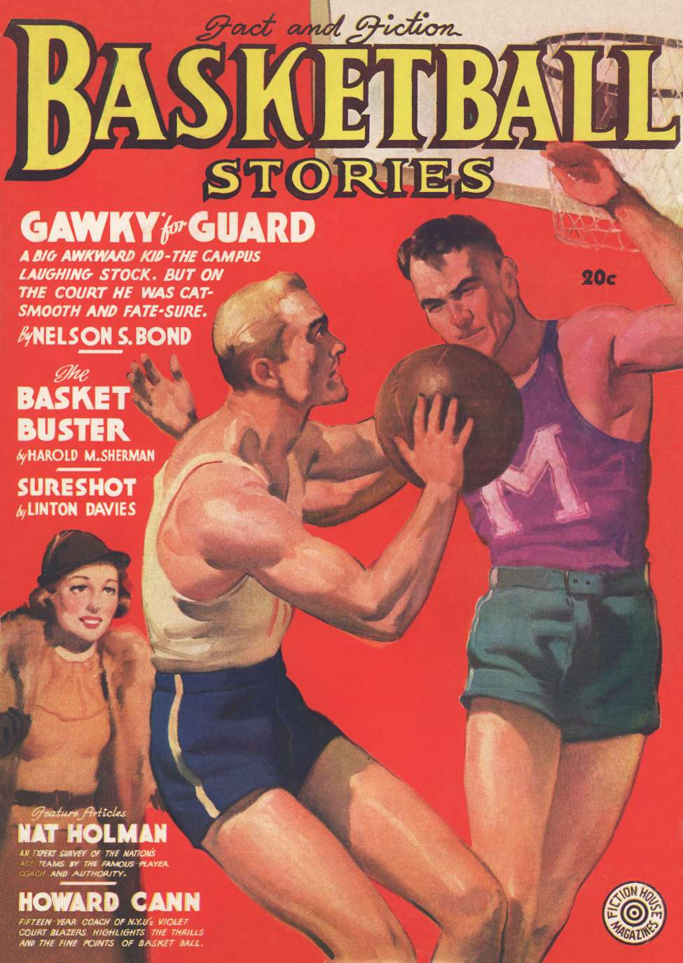 Comic Book Cover For Basketball Stories v01 001