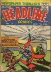 Cover For Headline Comics 74