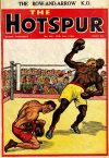 Cover For The Hotspur 691