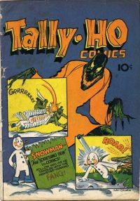 Large Thumbnail For Tally-Ho Comics